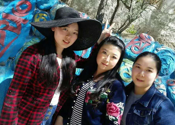 Xuejie and friends