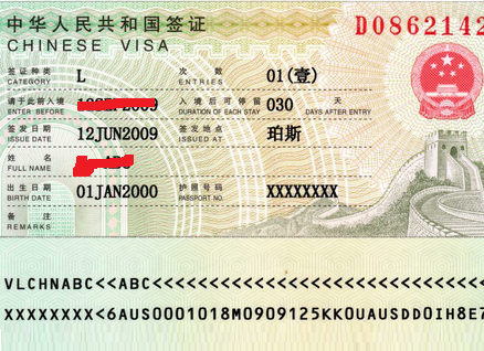 How to get China visa from Hongkong
