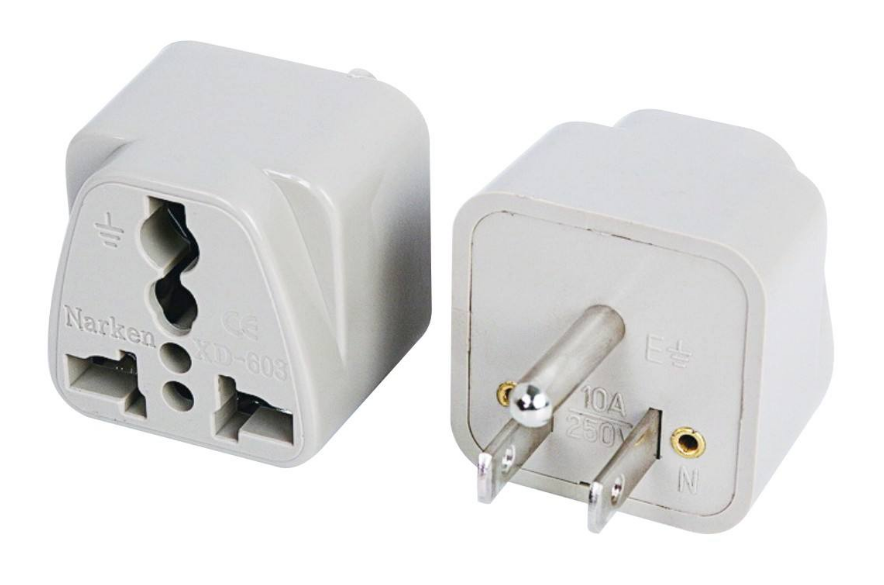Adapters, Plugs, Wall Sockets in China