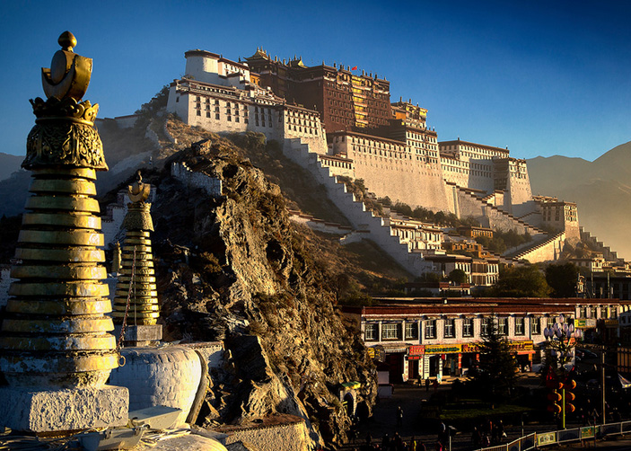 8 Best Photography Sites in Lhasa, Tibet