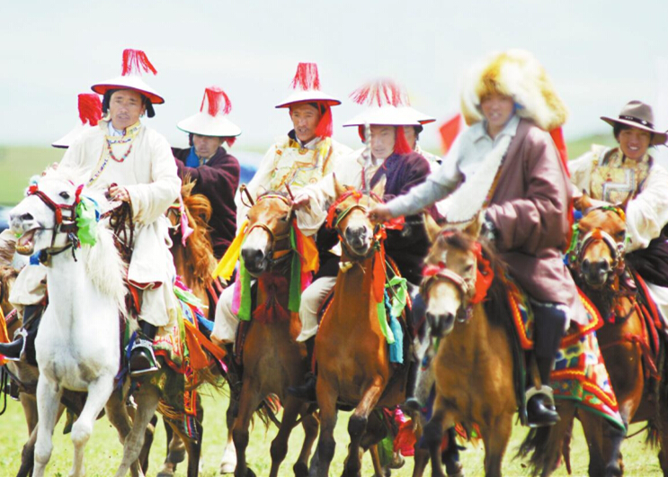 8 Days Gyantse Damar Festival Tour