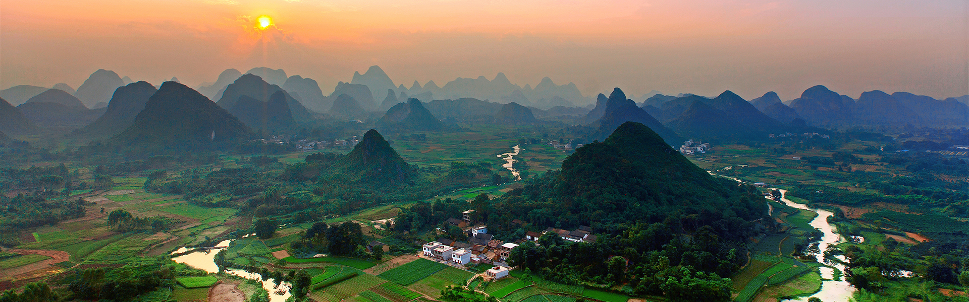 Discovering China's unique natural scenery with TCT