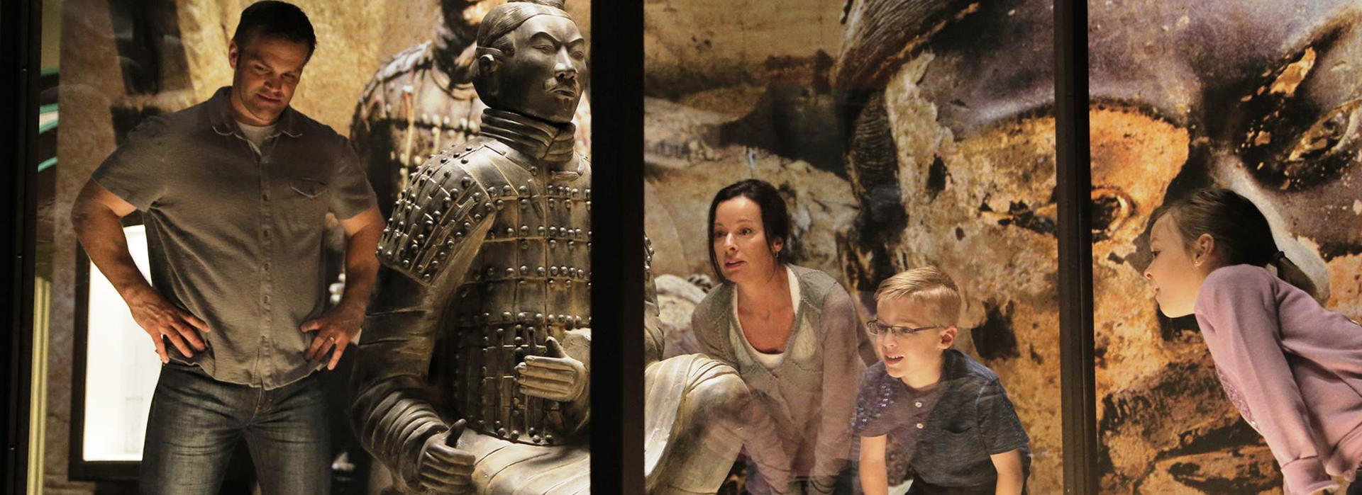 Tailor-made family tours to China
