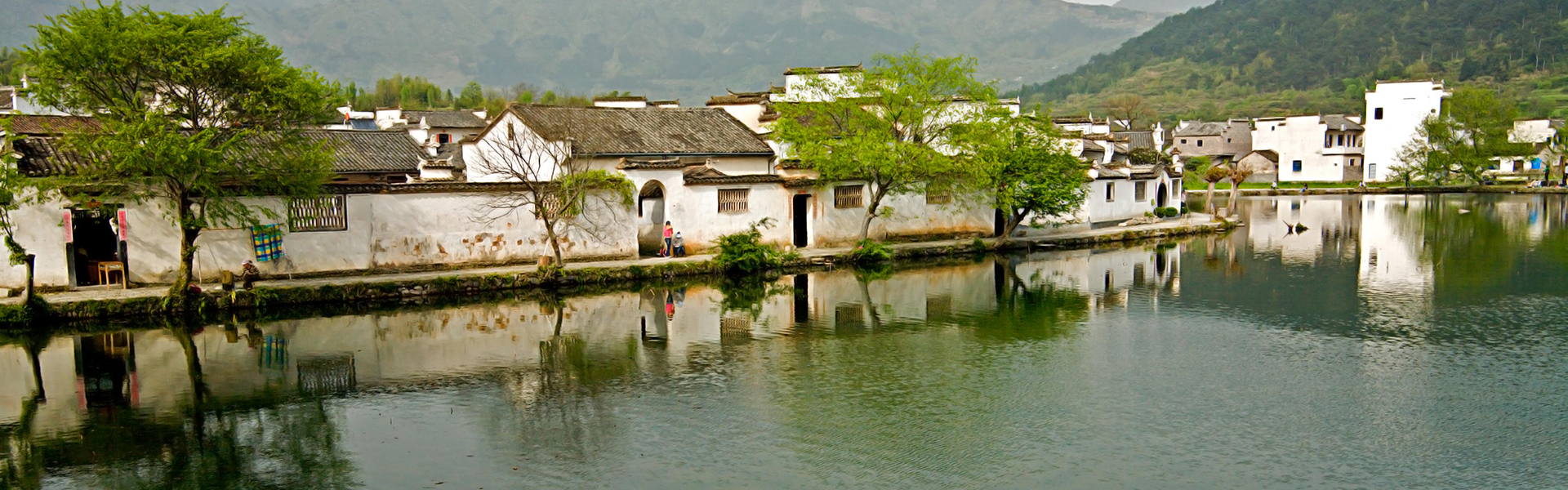 Beautiful and well-preserved villages & towns in splendid China