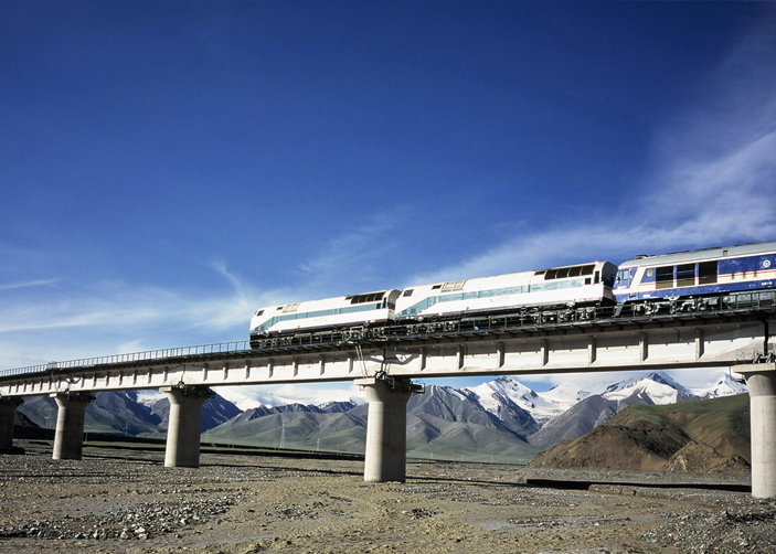 7 Days Xining Tibet via Sky Train