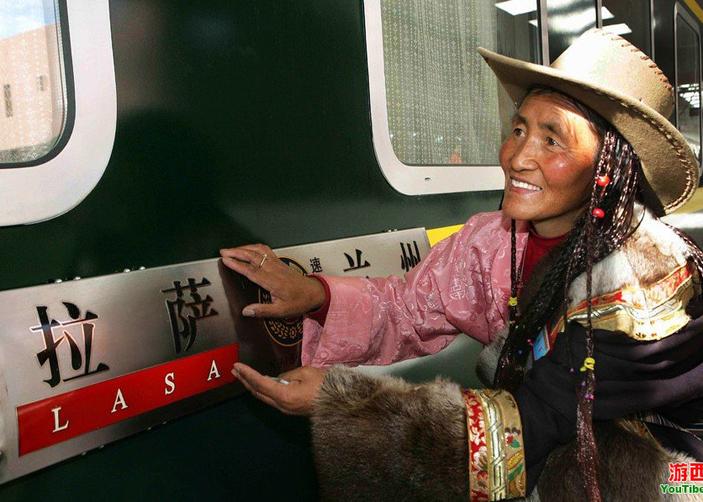8 Days Guangzhou Tibet via Sky Train