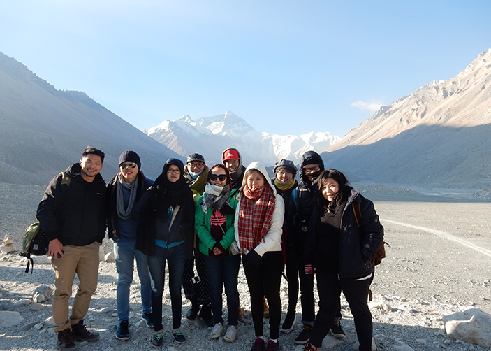 8 Days Everest Base Camp Group Tour