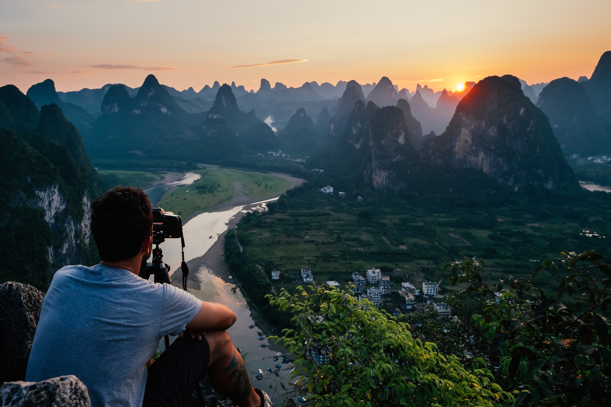 12 Days In-depth Guilin Photography Tour