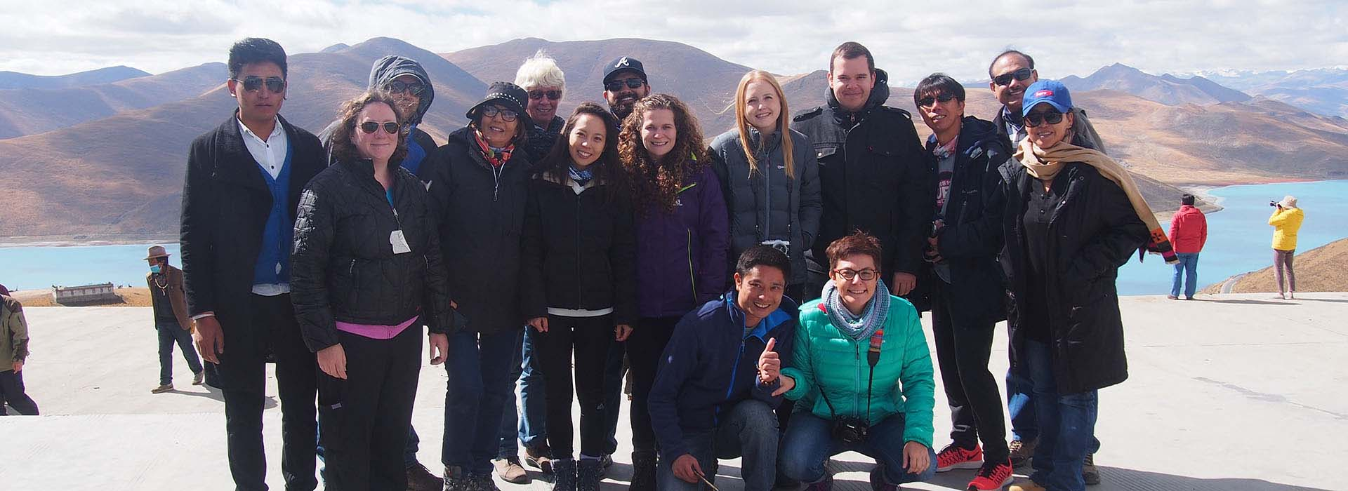 Join-in Tibet Group tours with affordable price!