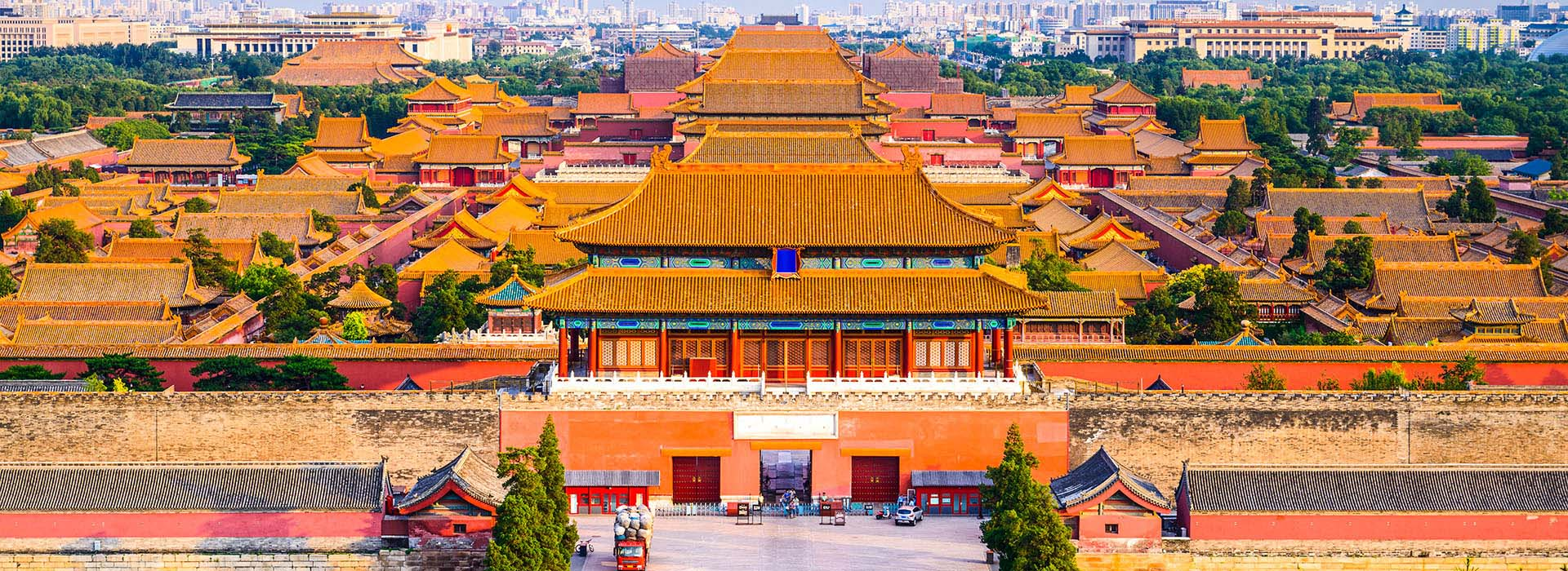 Start your lifetime China tour with insiders