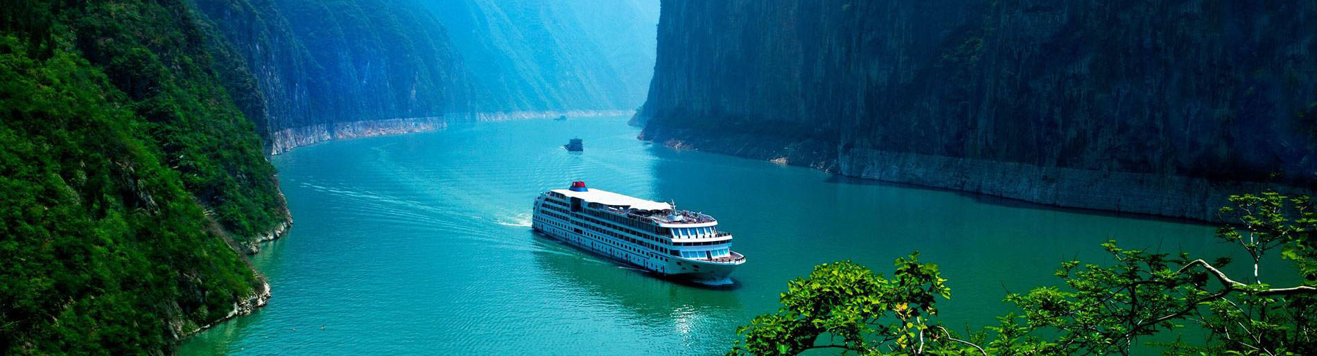 Yangtze, world's 3rd longest river with amazing cultural & natural views