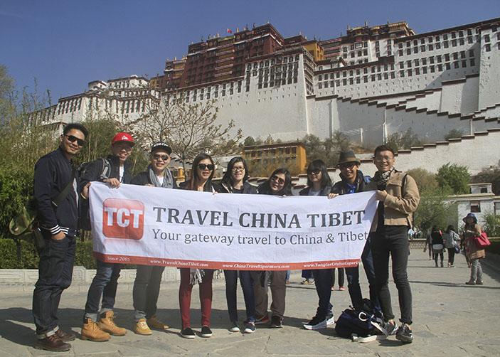 4 Days Lhasa City Group Tour