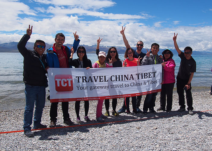 6 Days Lhasa & Namtso Lake Group Tour