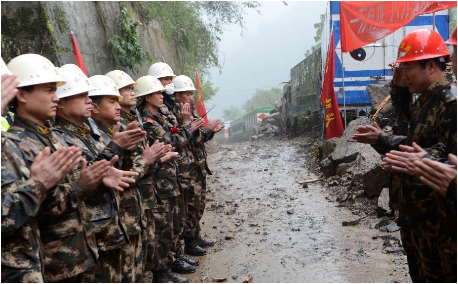 Quake-hit China-Nepal highway cleared.png