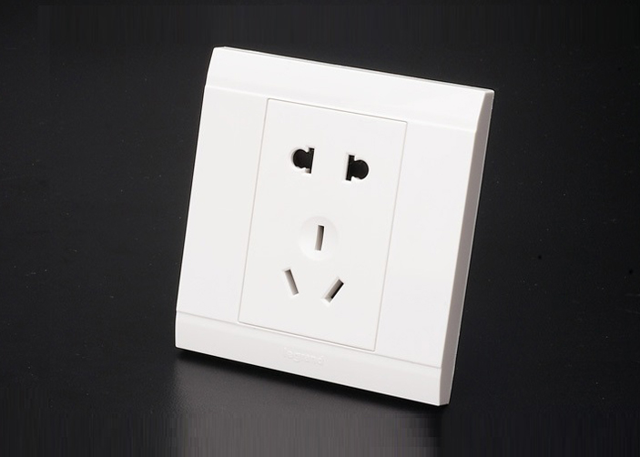 The Accepting Wall Sockets in China