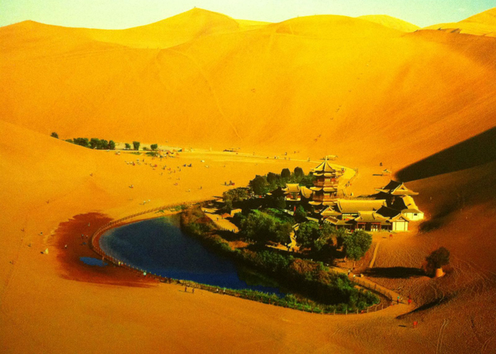 10 Days Silk Road Tour with China Golden Triangle