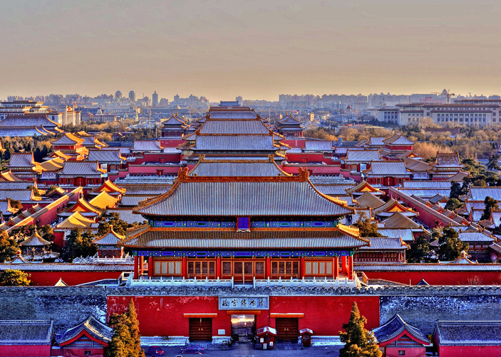 10 Days China History & Landscape Tour from Hong Kong