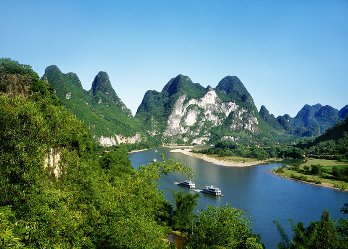10 Days China Golden Triangle with Guilin Tour