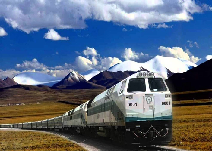 7 Days Xian Tibet via Sky Train