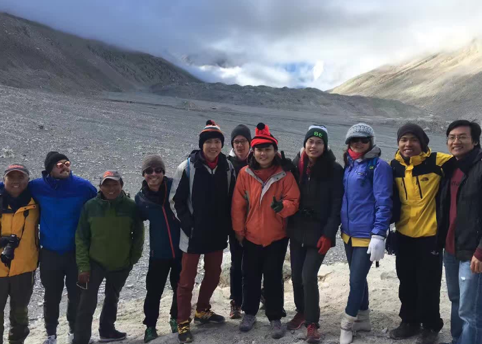 15 Days Mt. Kailash Trek Group Tour