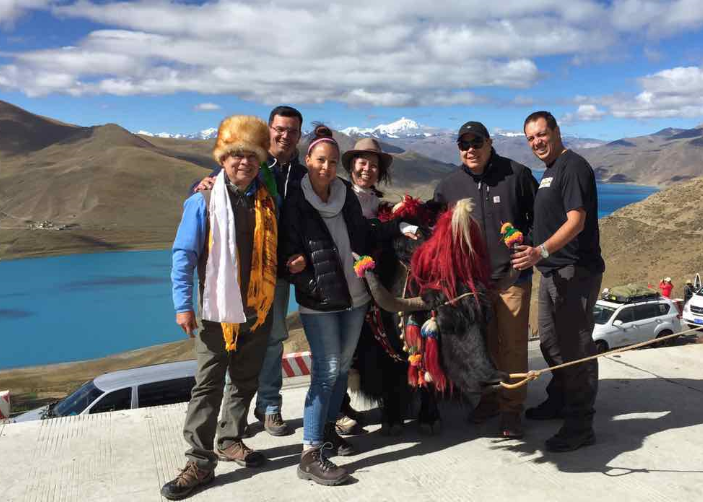 5 Days Lhasa & Yamdrok Lake Group Tour