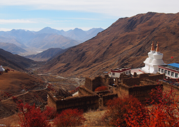 7 Days Guangzhou Lhasa Highlights with Ganden Monastery