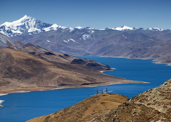 5 Days Lhasa & Yamdrok Lake Tour